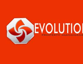 #177 untuk Logo Design for evolution property management oleh hguerrah