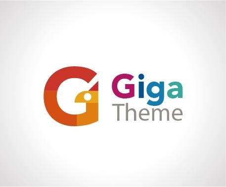 #50 for Design en logo for Gigatheme.com by ElPulpo23