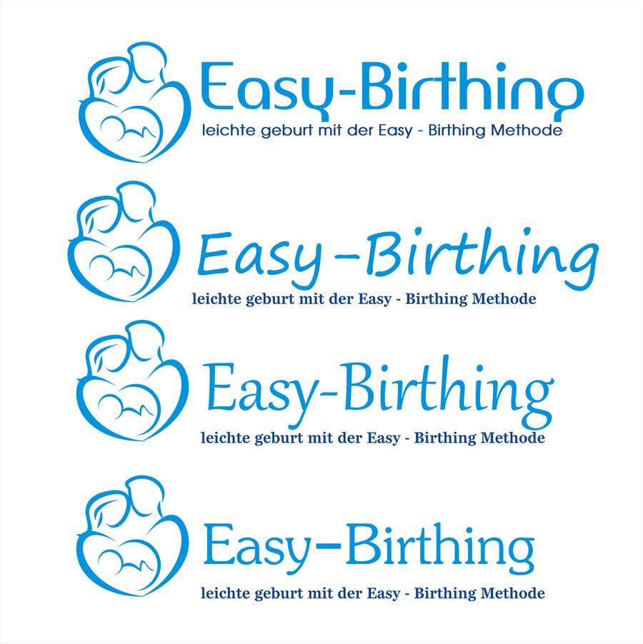 Bài tham dự cuộc thi #15 cho Design a Logo for Easy-Birthing (.de)