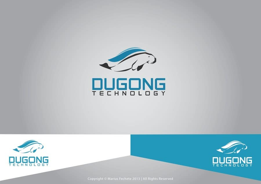 Contest Entry #69 for Design a Logo for Dugong Technology