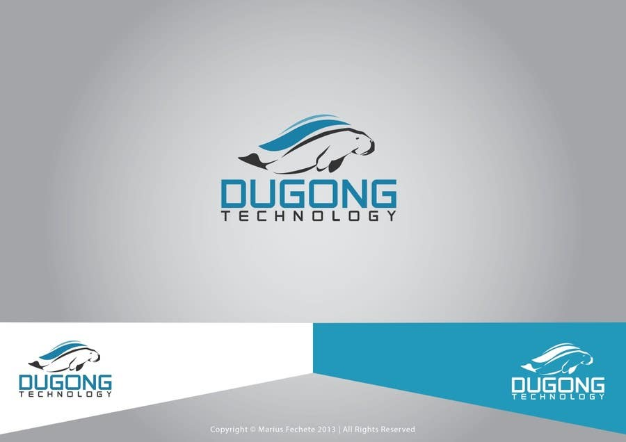 Contest Entry #73 for Design a Logo for Dugong Technology