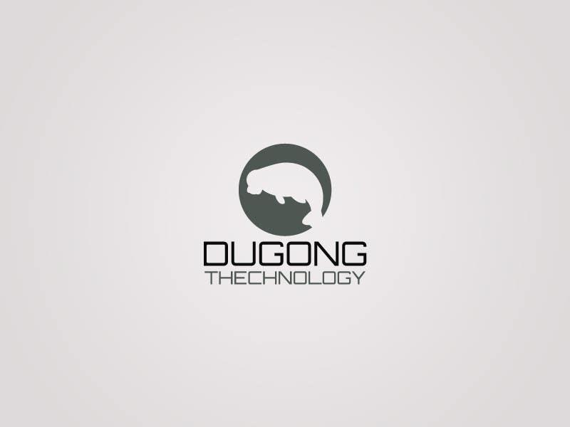 Kilpailutyö #22 kilpailussa Design a Logo for Dugong Technology