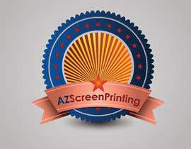 #40 para Design a Logo for Arizona Screen Printing - AZscreenprinting.com por speedpro02