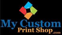 Bài tham dự #20 về Graphic Design cho cuộc thi Design a Logo for MyCustomPrintShop.com