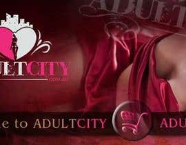#32 cho Design a Banner | Adult Shop | AdultCity Home Page Banner bởi fligic