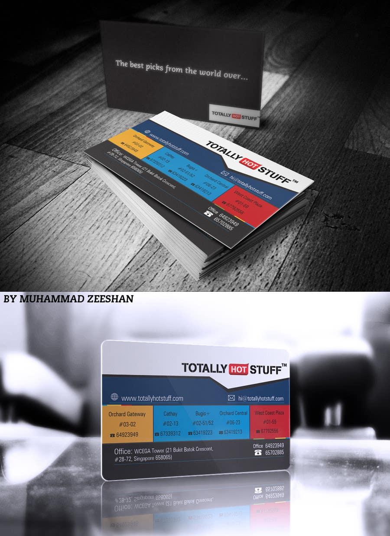 Inscrição nº 49 do Concurso para Design a business card
