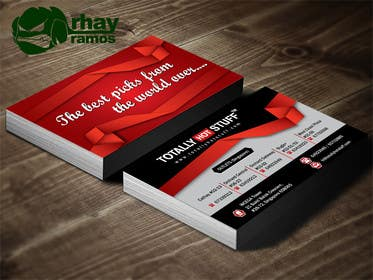 #35 for Design a business card by rhayramos11