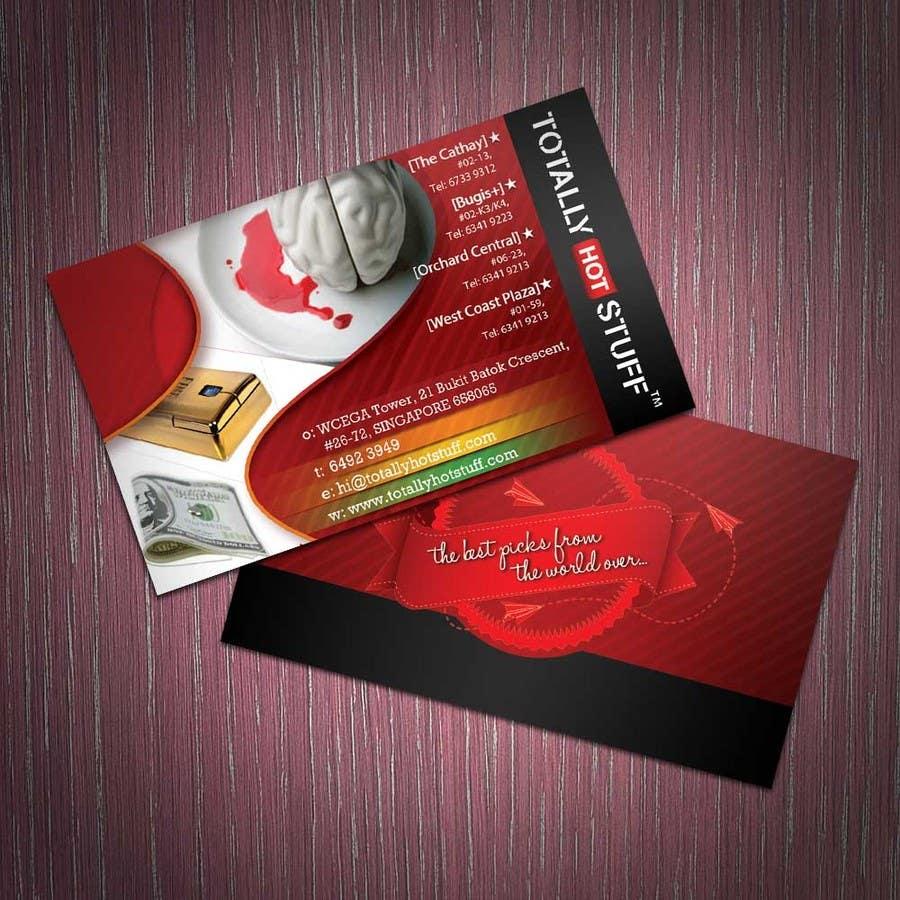 Inscrição nº 41 do Concurso para Design a business card