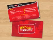 Contest Entry #55 for Design a business card