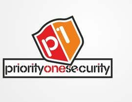 #120 untuk Design a Logo for Priority one security. oleh dyv