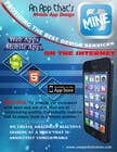 Graphic Design Contest Entry #21 for Design a Flyer for Mobile App and Website Developer
