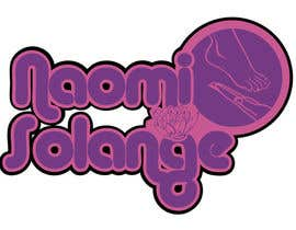 #34 untuk Ontwerp een Logo for Naomi oleh martnavia