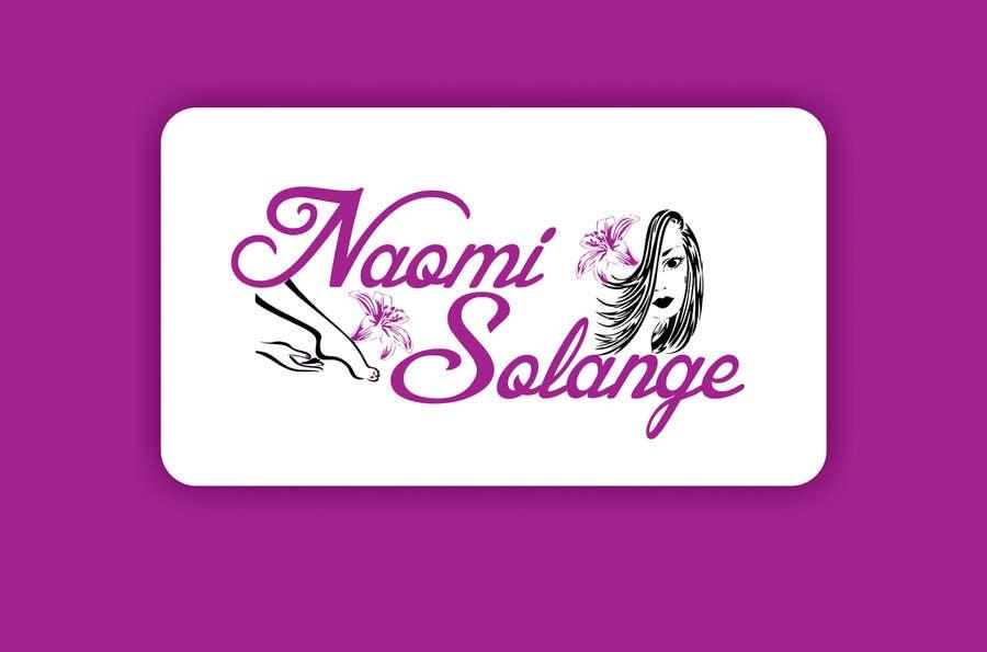 Inscrição nº 31 do Concurso para Ontwerp een Logo for Naomi