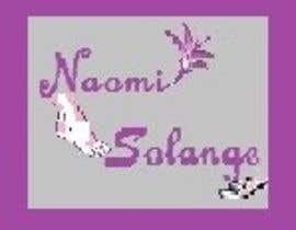 #30 untuk Ontwerp een Logo for Naomi oleh SKVLITON