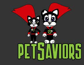 #97 para Design a Logo for PetSaviors por satgraphic