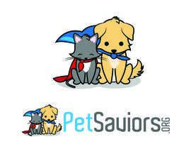 #74 for Design a Logo for PetSaviors by Glukowze