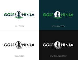 #93 para Design a Logo for GOLF NINJA por soulflash