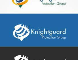 cfwebfreelancer tarafından Design a Logo for Knightguard Protection Group için no 45