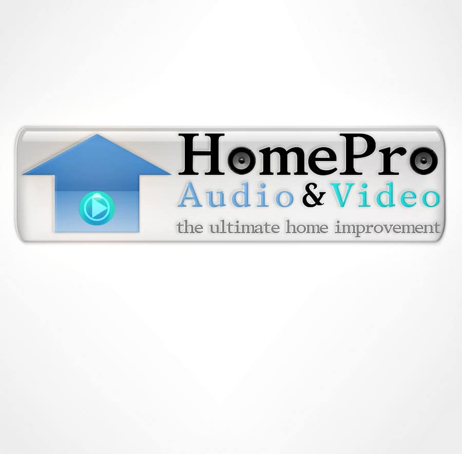 Contest Entry #                                        343                                      for                                         Logo Design for HomePro Audio & Video