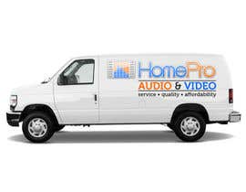 nº 311 pour Logo Design for HomePro Audio & Video par ShinymanStudio