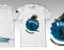 nº 88 pour Design a T-Shirt for WUHSUP par naef