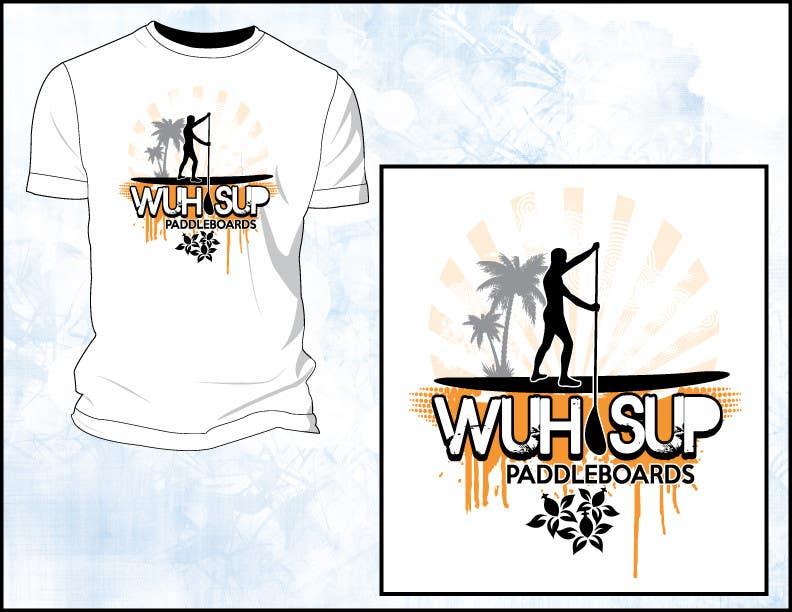 Penyertaan Peraduan #48 untuk Design a T-Shirt for WUHSUP