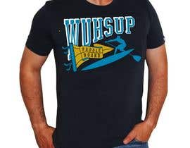 #92 for Design a T-Shirt for WUHSUP by honeyjeenwall