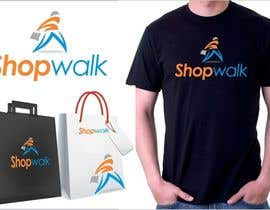 #191 para Design a Logo for Shopwalk por arteq04