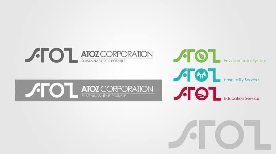 #325 for Design a Logo for A to Z Group by mikhailduong