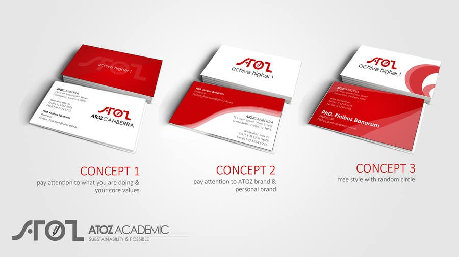 #385 for Design a Logo for A to Z Group by mikhailduong