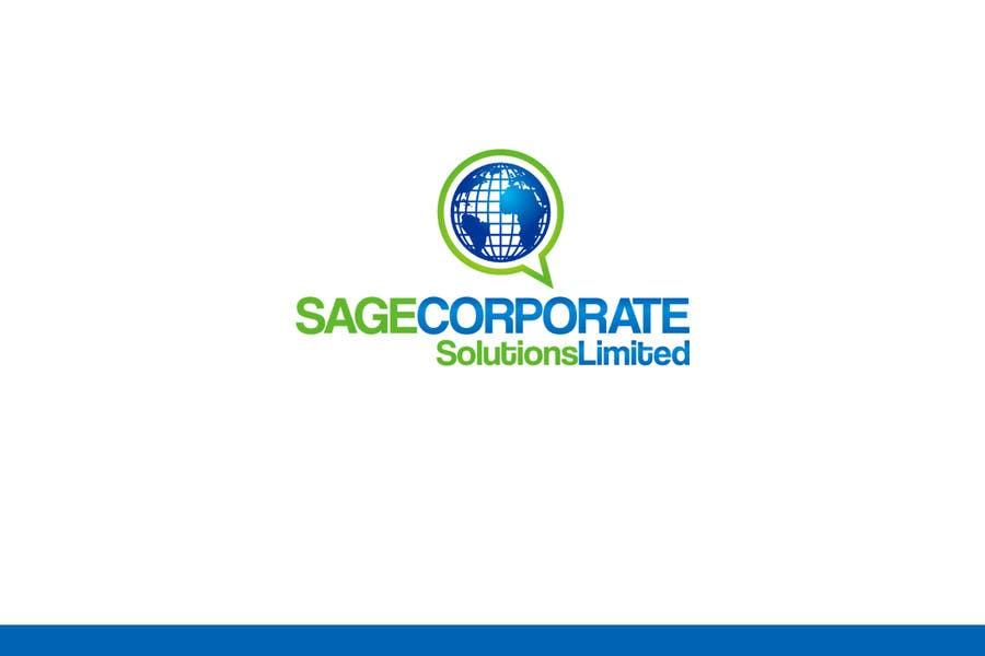 Kilpailutyö #86 kilpailussa Design a Logo for Sage Corporate Solutions Limited
