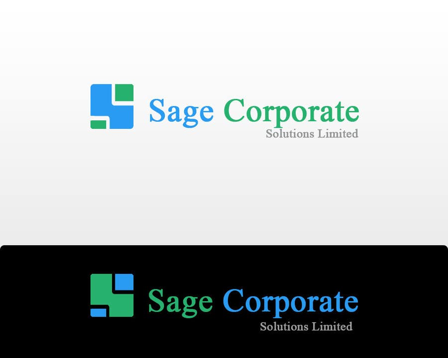 #58 for Design a Logo for Sage Corporate Solutions Limited by klaudianunez
