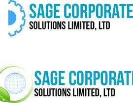 #37 untuk Design a Logo for Sage Corporate Solutions Limited oleh Renovatis13a