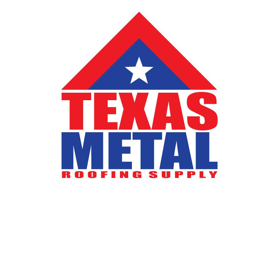 Bài tham dự cuộc thi #                                        88                                      cho                                         Design a Logo for Texas Metal Roofing Supply