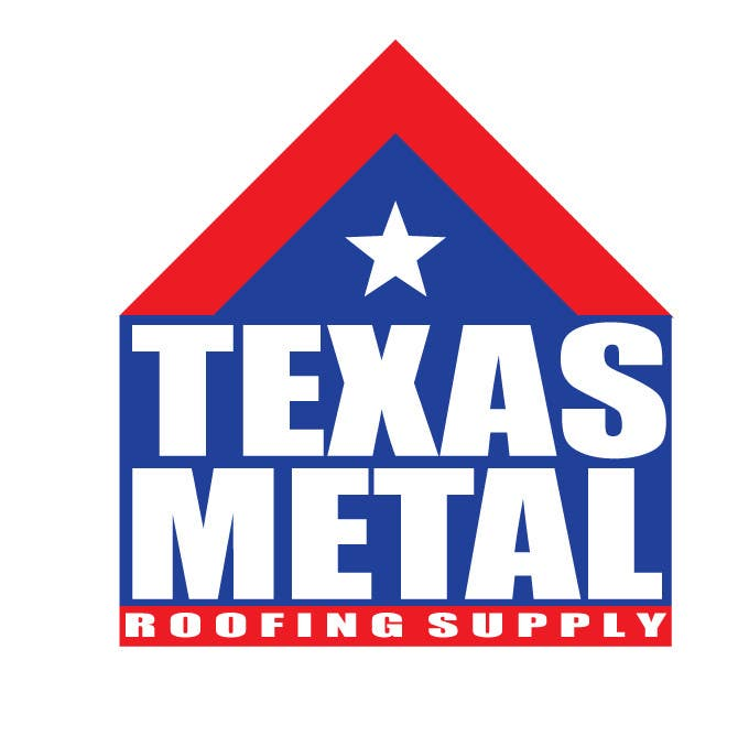 Bài tham dự cuộc thi #                                        109                                      cho                                         Design a Logo for Texas Metal Roofing Supply