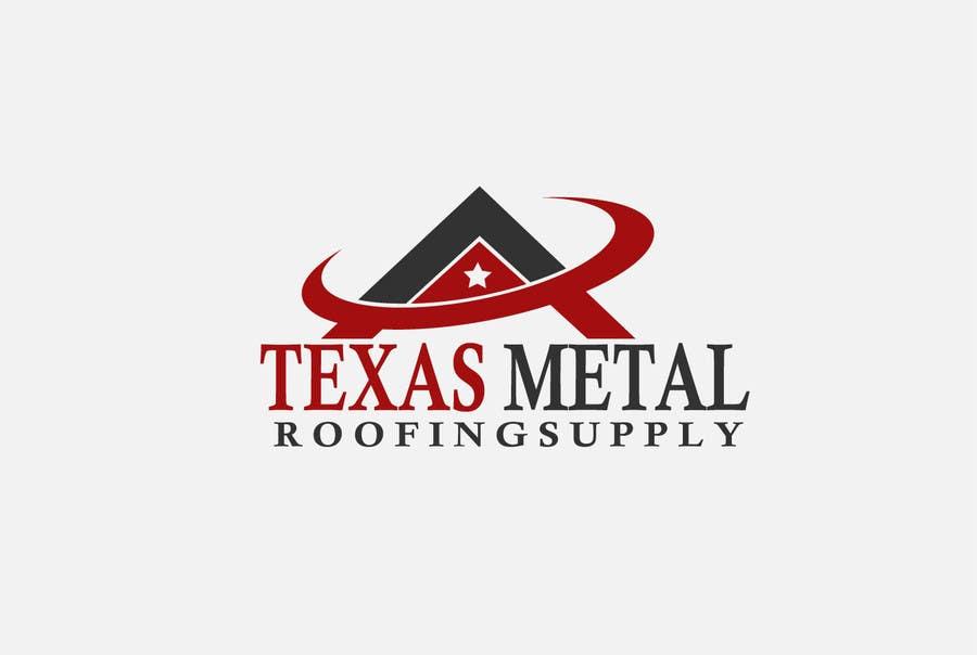 Bài tham dự cuộc thi #                                        111                                      cho                                         Design a Logo for Texas Metal Roofing Supply