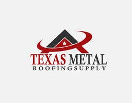 #111 para Design a Logo for Texas Metal Roofing Supply por Don67