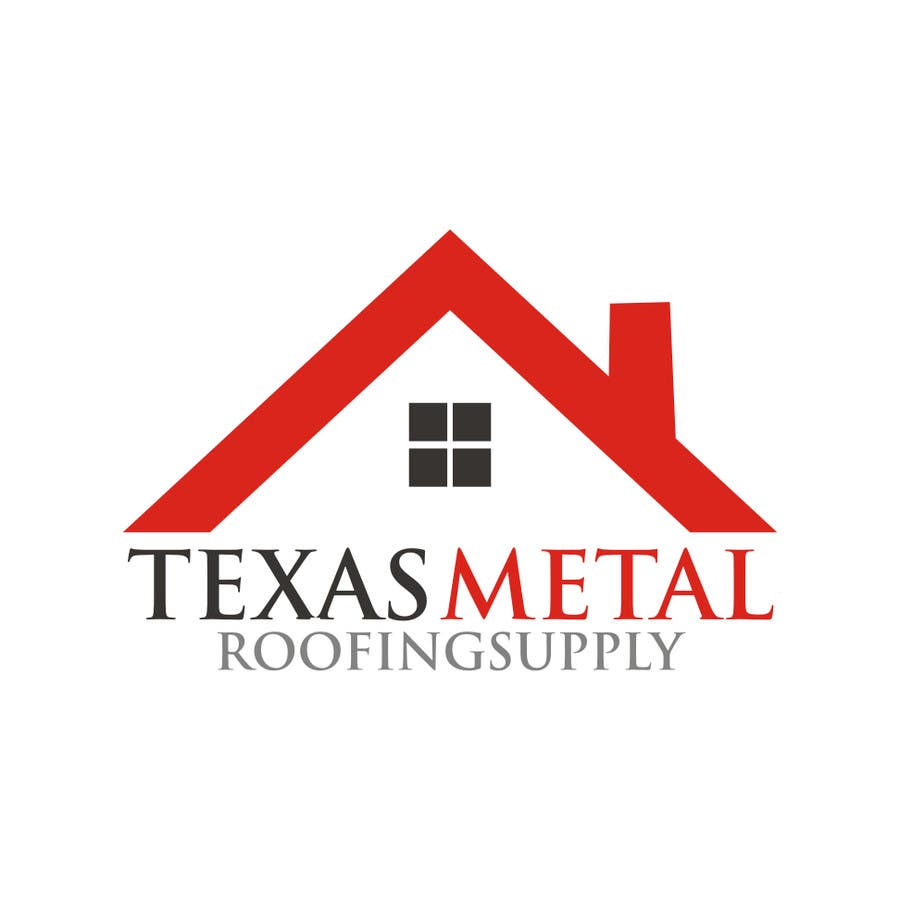 Bài tham dự cuộc thi #                                        47                                      cho                                         Design a Logo for Texas Metal Roofing Supply