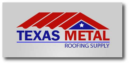 Bài tham dự cuộc thi #                                        138                                      cho                                         Design a Logo for Texas Metal Roofing Supply