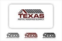 Bài tham dự #50 về Graphic Design cho cuộc thi Design a Logo for Texas Metal Roofing Supply