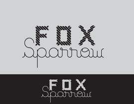 nº 73 pour Design a Logo for Fox Sparrow par inspirativ