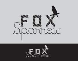 nº 74 pour Design a Logo for Fox Sparrow par inspirativ