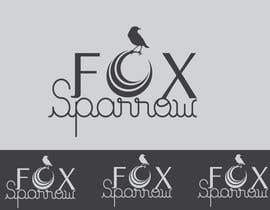 nº 75 pour Design a Logo for Fox Sparrow par inspirativ