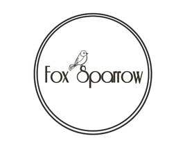 nº 67 pour Design a Logo for Fox Sparrow par maygan