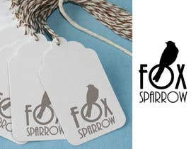 #43 for Design a Logo for Fox Sparrow af alexboatman