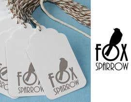 #43 para Design a Logo for Fox Sparrow por alexboatman