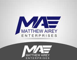 nº 269 pour Design a Logo for Matthew Airey Enterprises par Don67