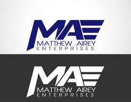 nº 297 pour Design a Logo for Matthew Airey Enterprises par Don67