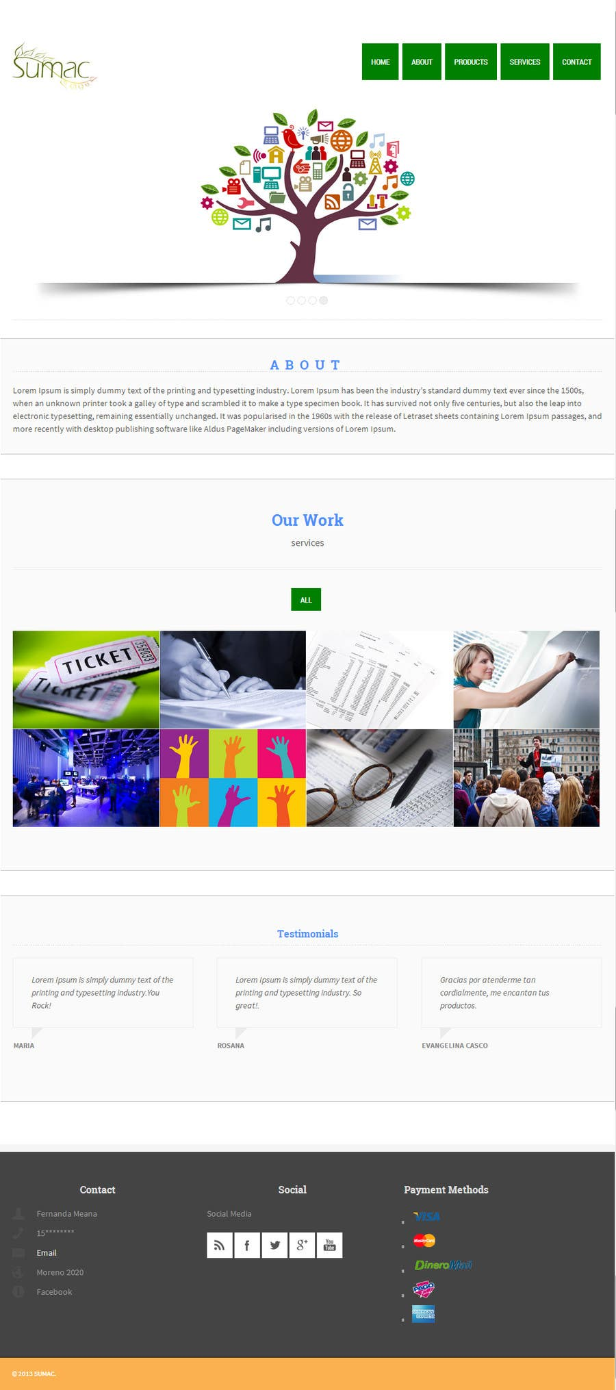 Proposition n°                                        2                                      du concours                                         Design a Website Branding and Personality