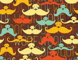#93 for Fabric Repeating Pattern for Dog Bed af adonnelly